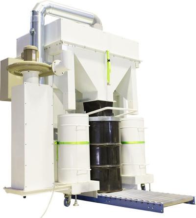 廃蛍光管リサイクル装置